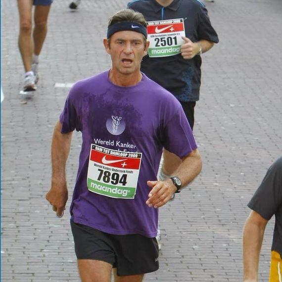 Rennen tegen kanker