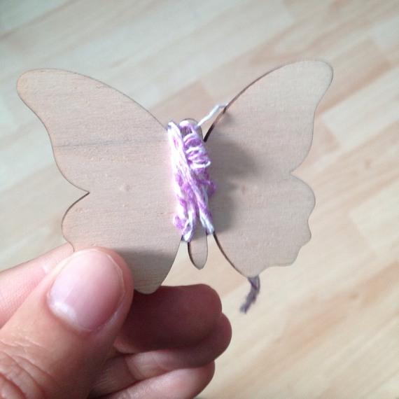Vladderen als een vlinder